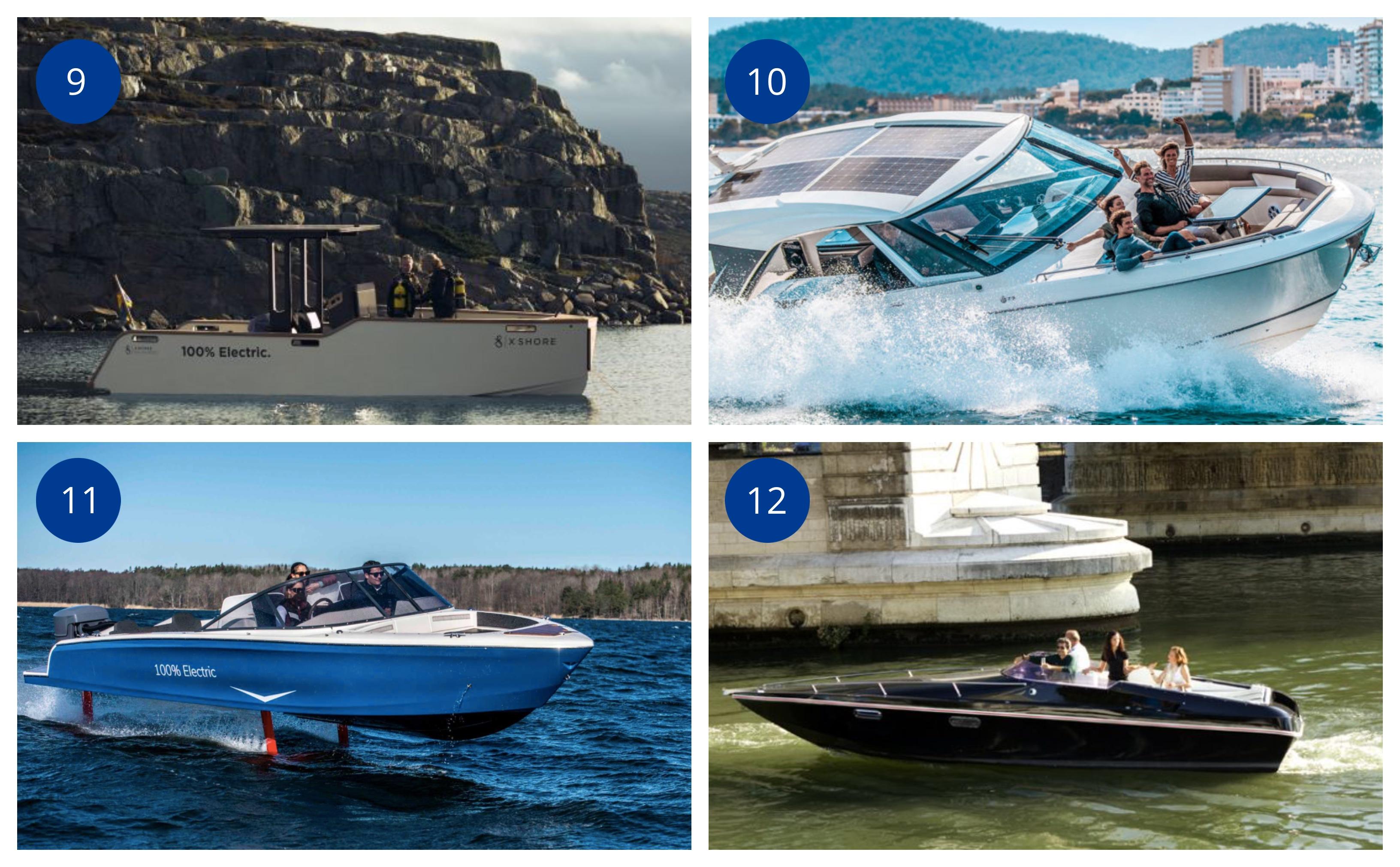 barche con motore elettrico: opzioni sul mercato
