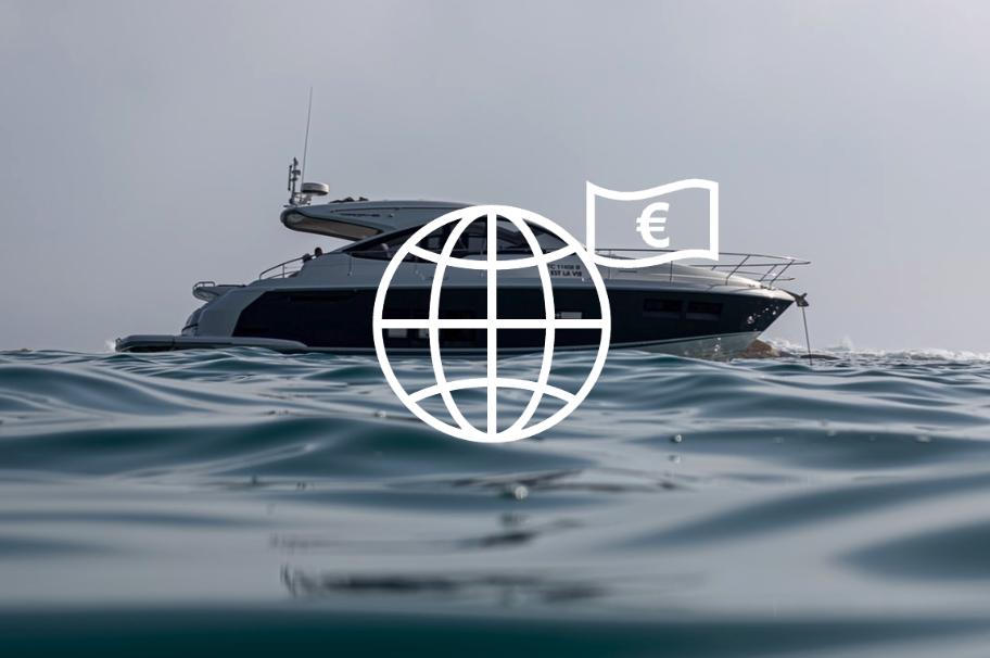 Vendere barca all'estero