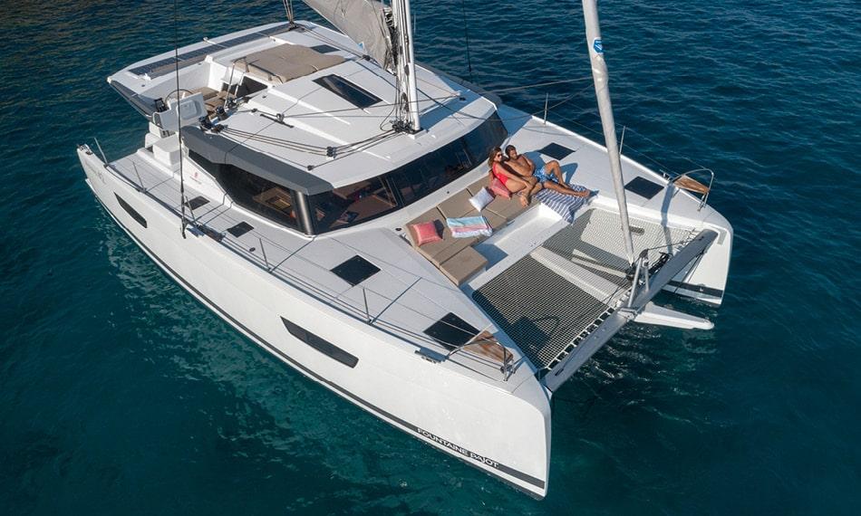 Multiscafi: catamarani
