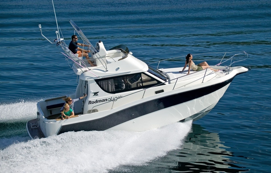 Barche a motore: pesca