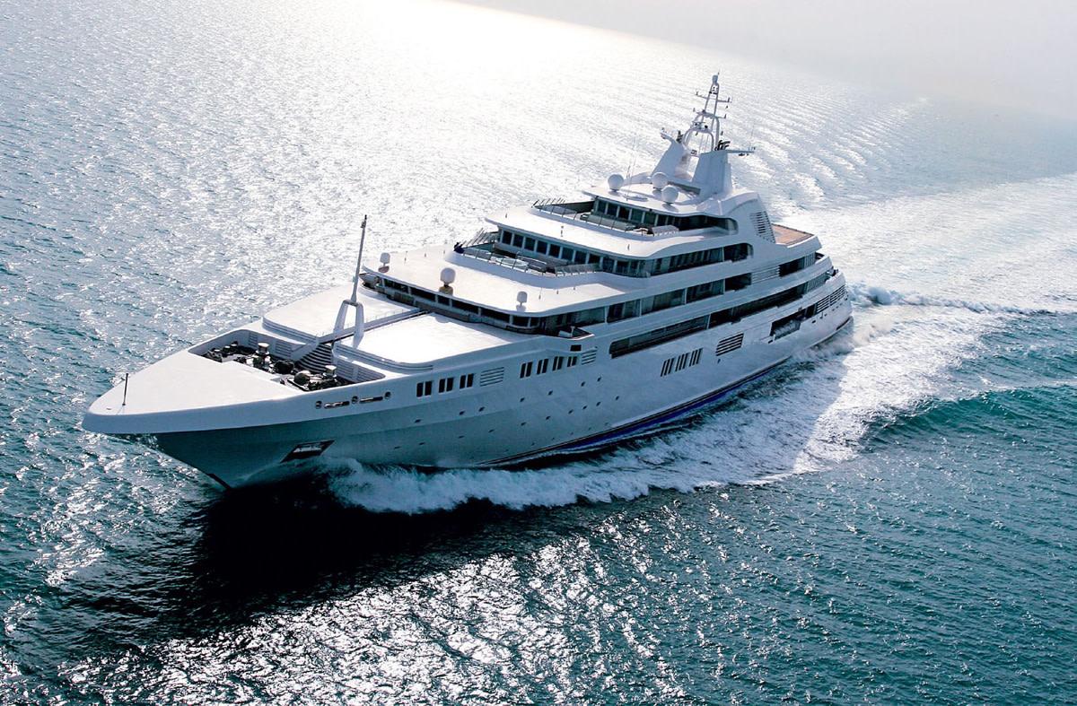 Yacht più costosi al mondo: Dubai
