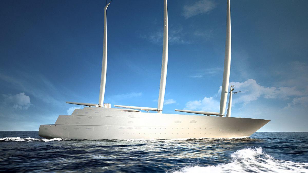 Yacht più costosi al mondo: Superyacht A
