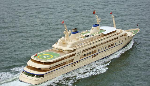 Yacht più costosi al mondo: Al Said