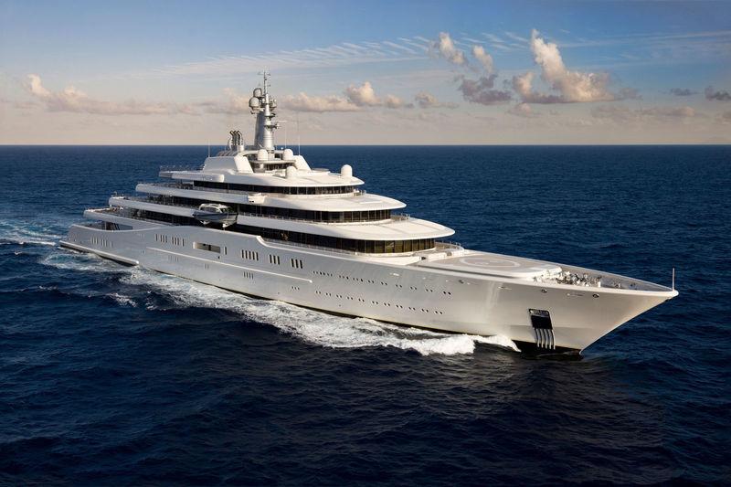 Yacht più costosi al mondo : Eclipse