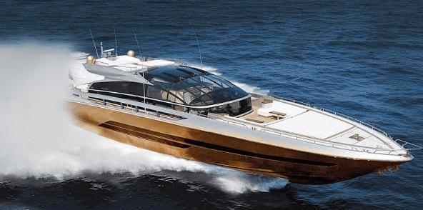 Yacht più costosi al mondo: History Supreme