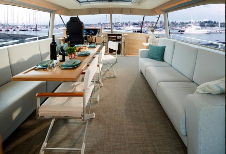 Vivere in barca: Steeler 65 S