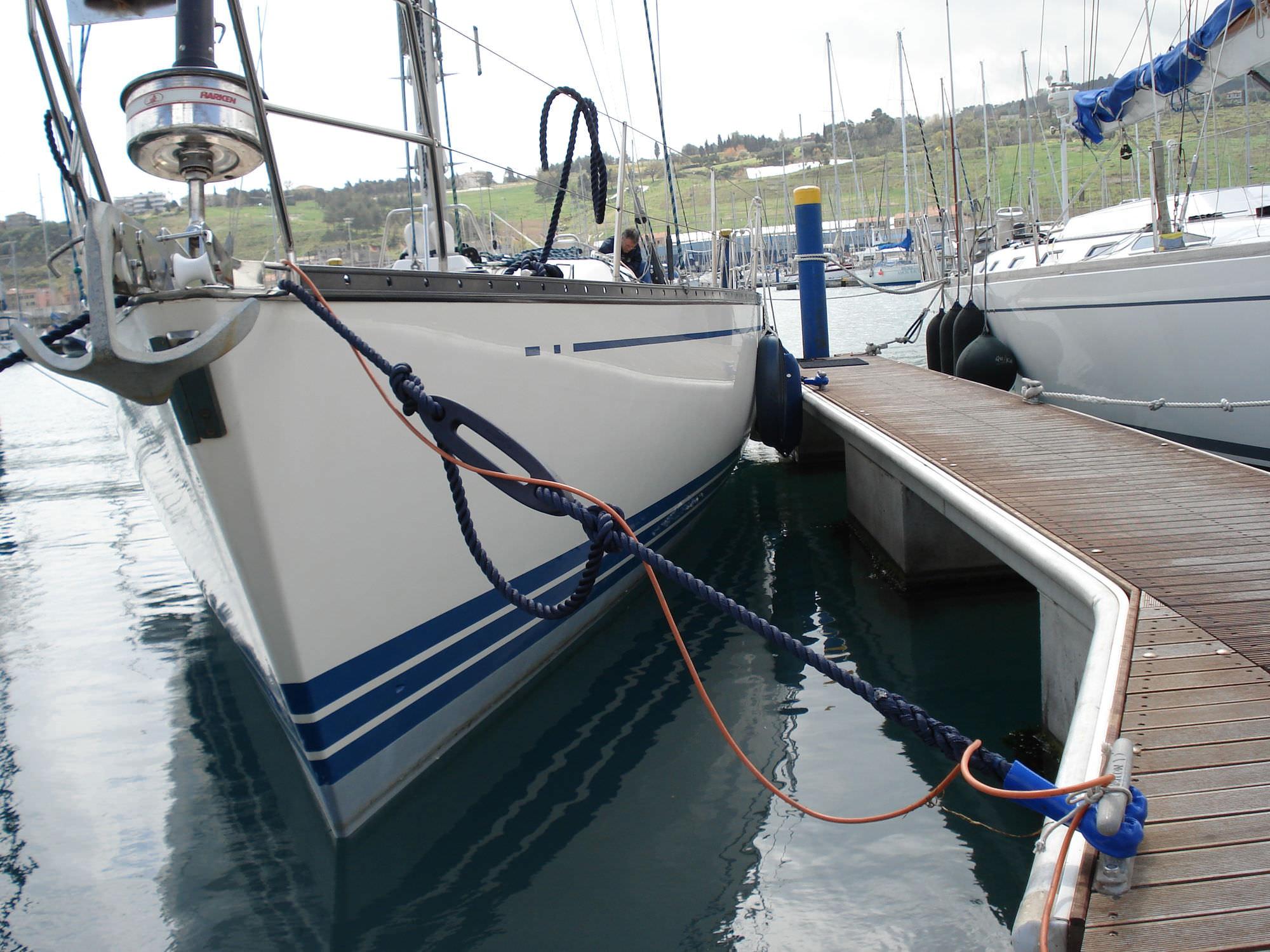 ormeggio barca