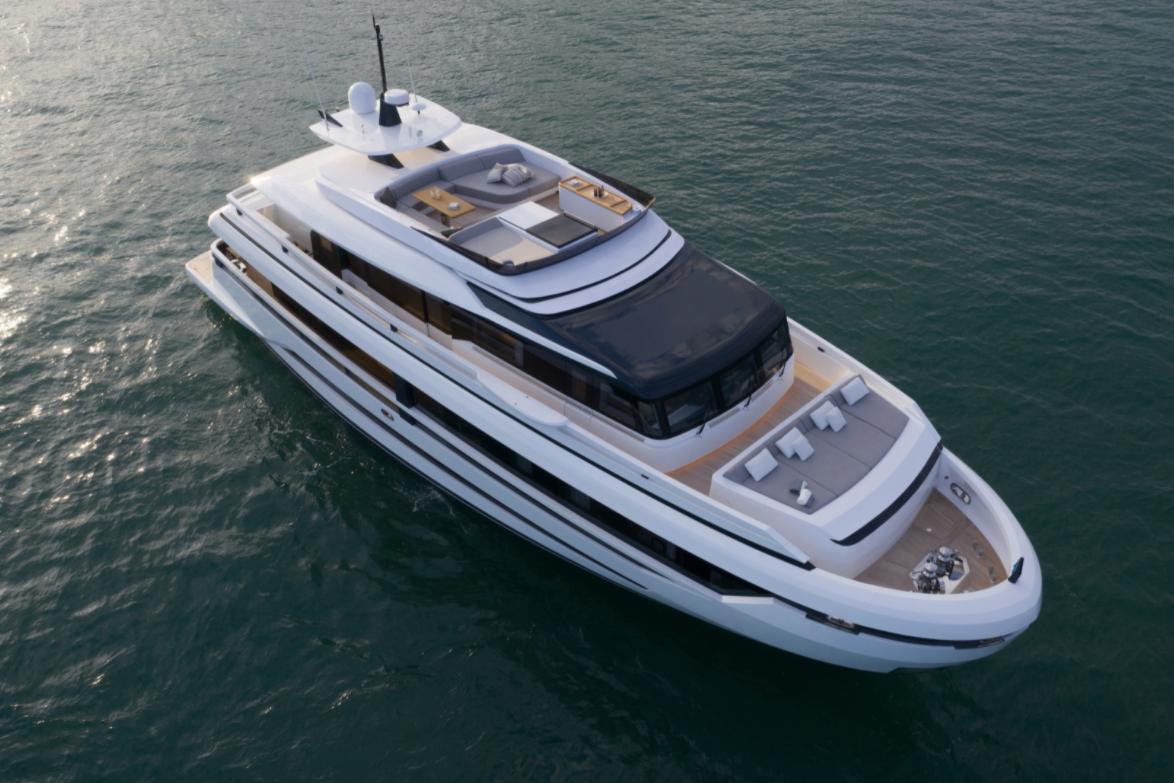 Extra Yachts - X96