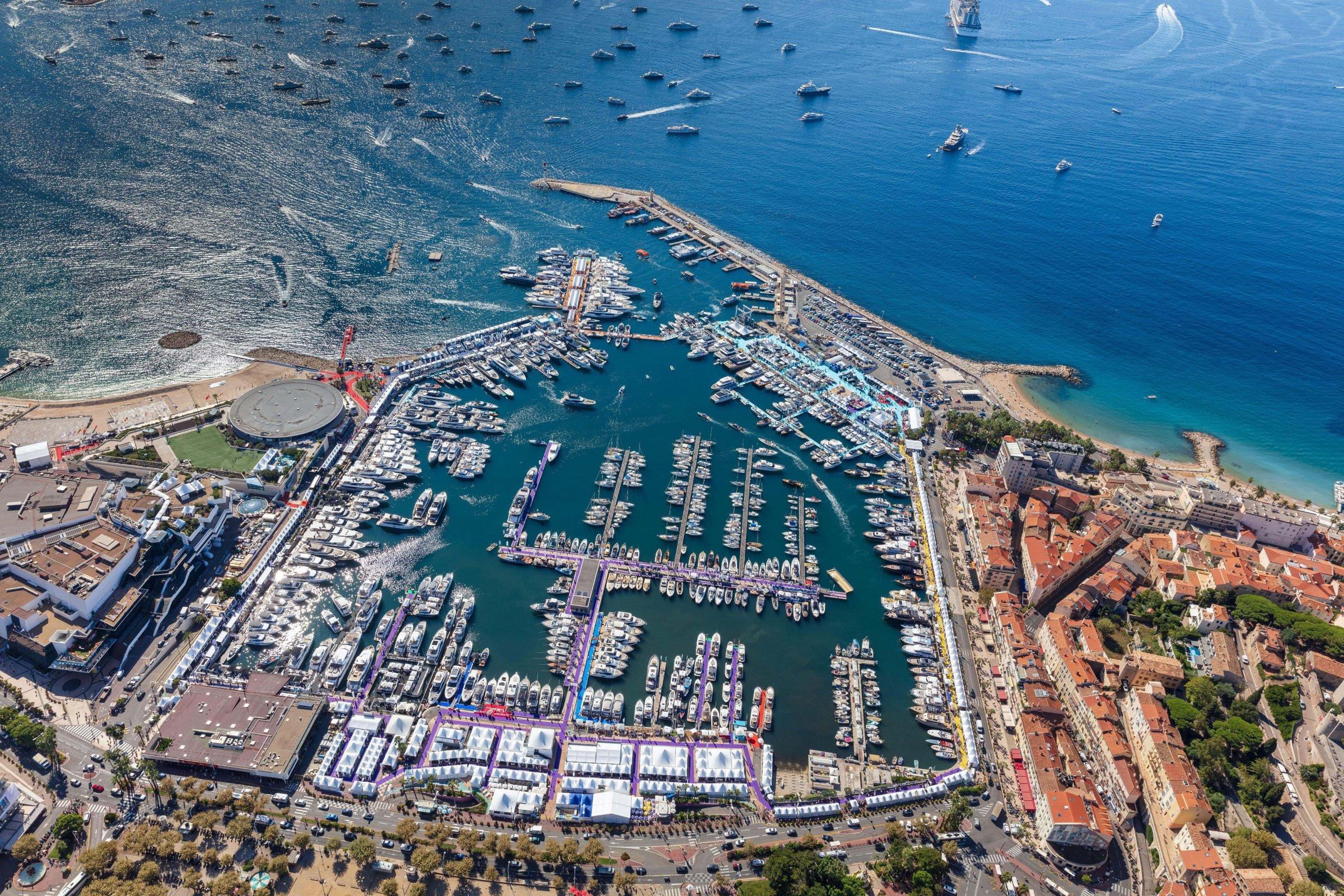 Salone Nautico di Cannes 2021