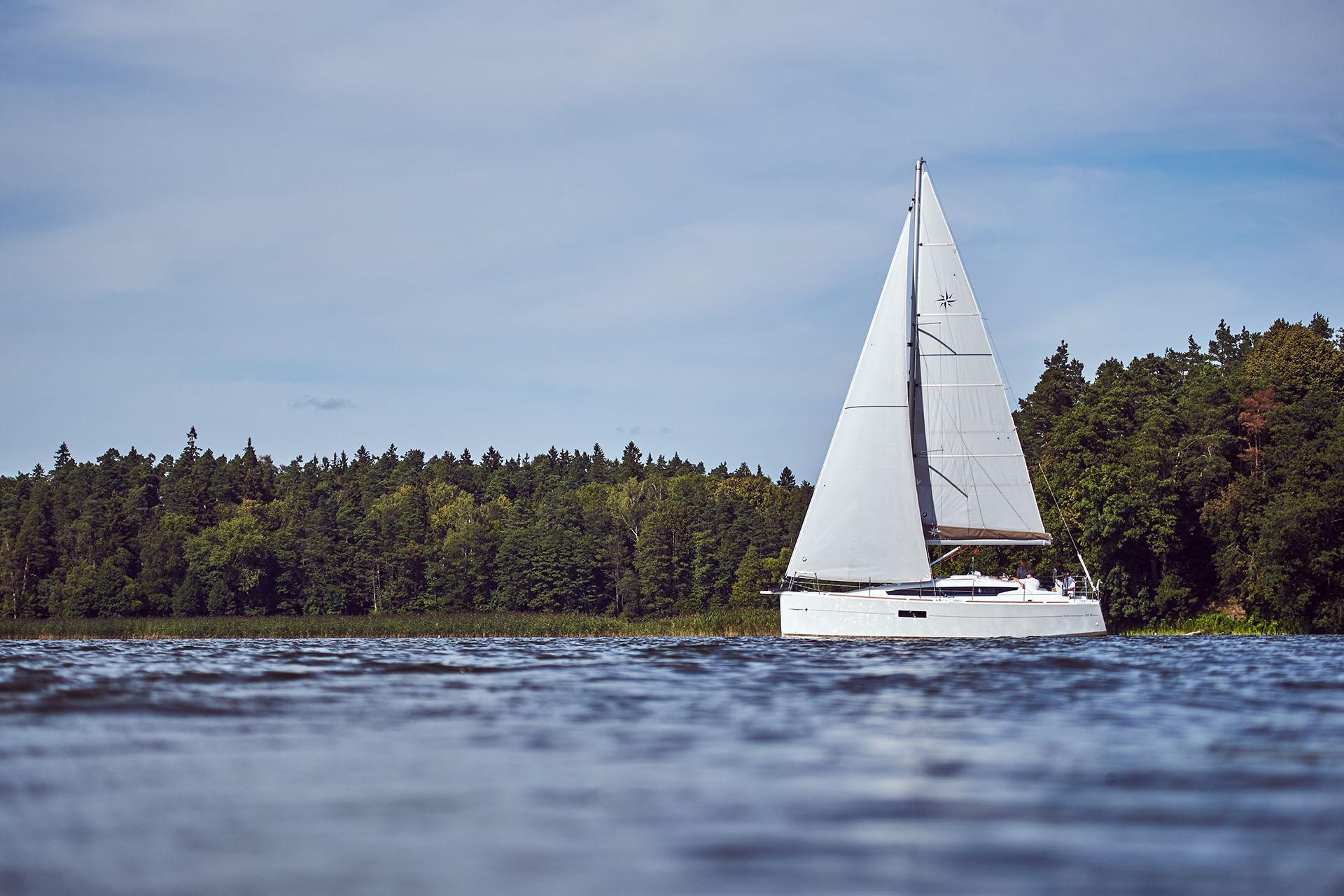 Barche a vela 10 metri: Jeanneau Sun Odyssey 319