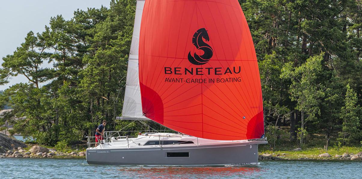 Barche a vela 10 metri: Beneteau Oceanis 30.1