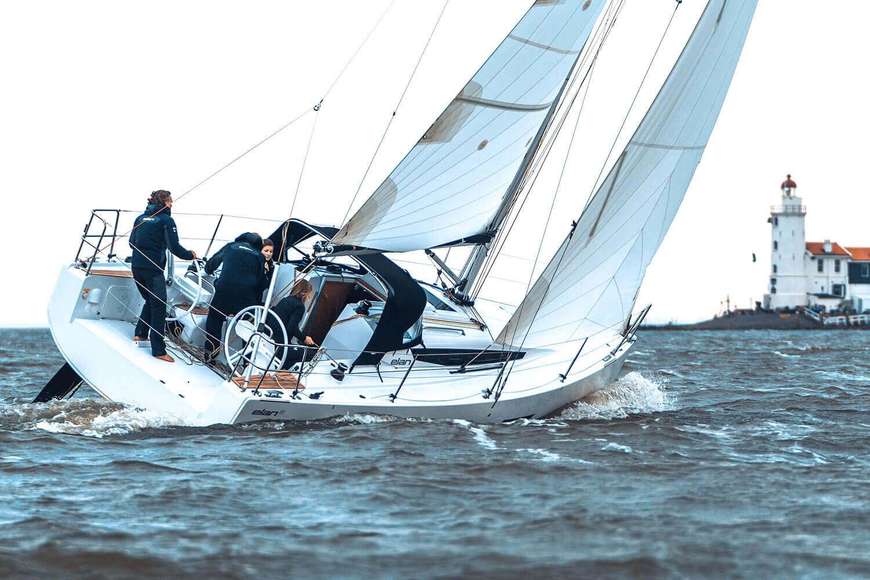 Barche a vela 10 metri: Elan S3/E3