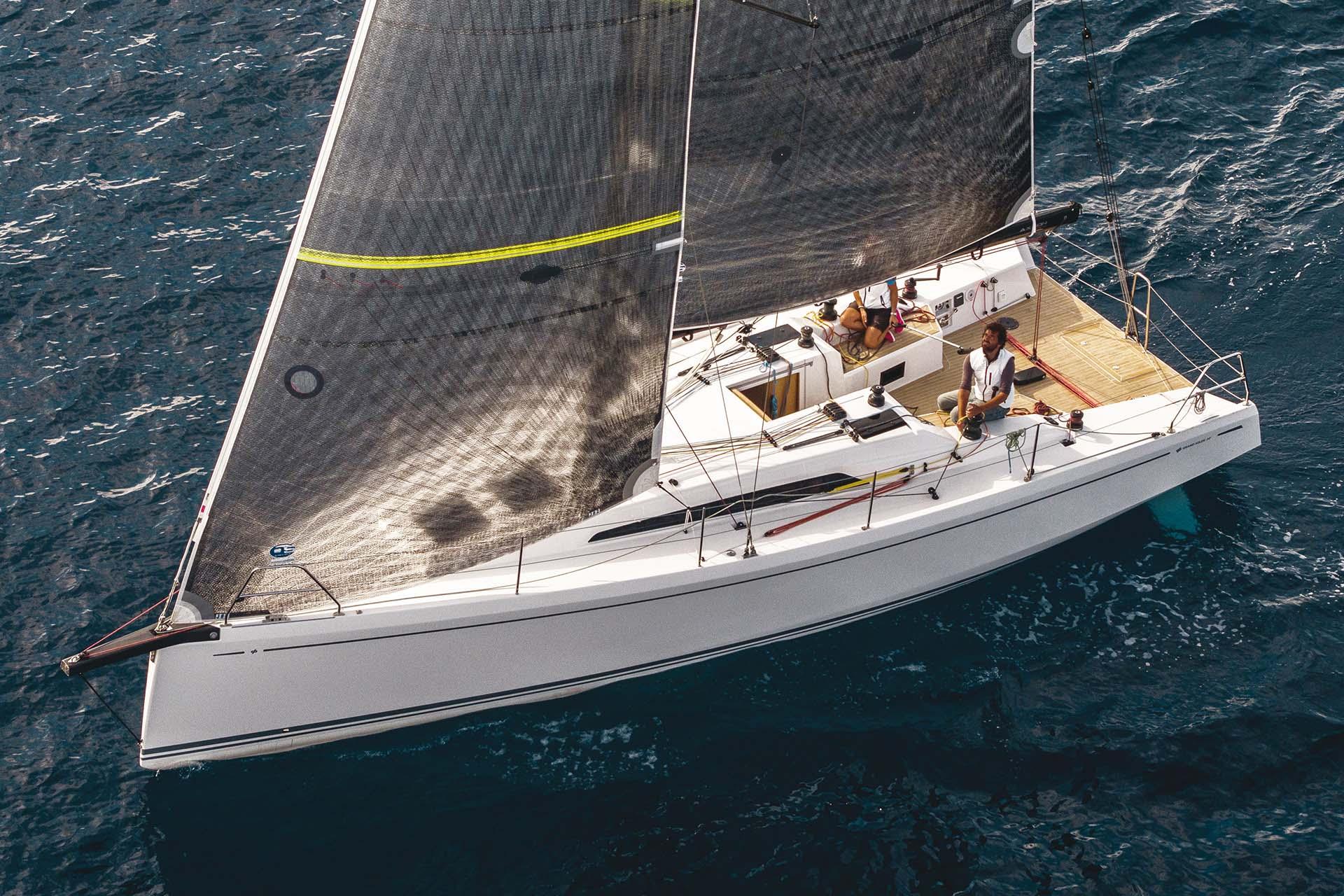 Barche a vela 10 metri: Grand Soleil 34