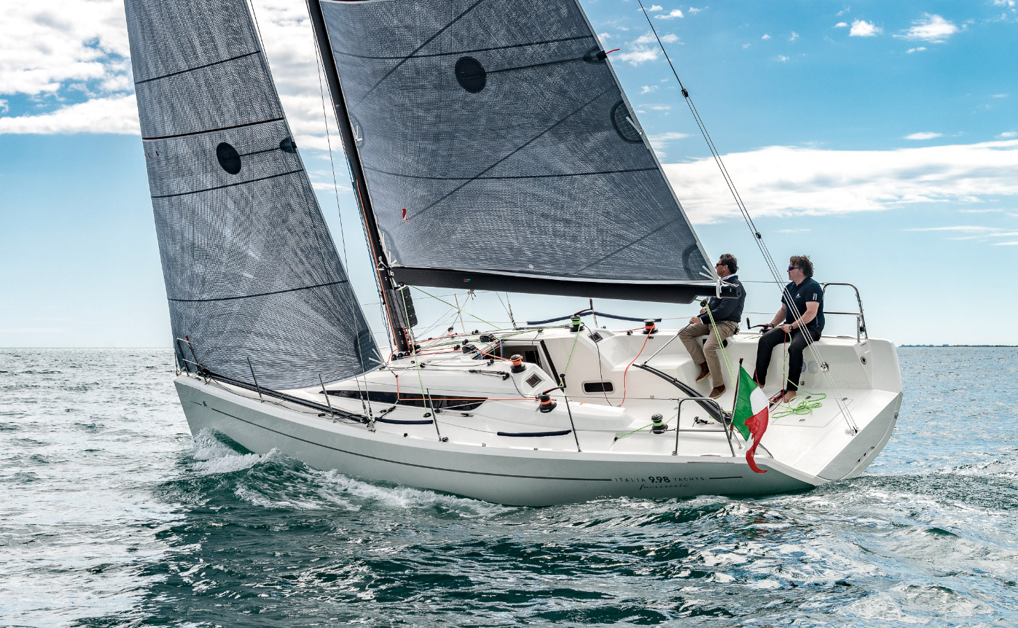 Barche a vela 10 metri: Italia 9.98
