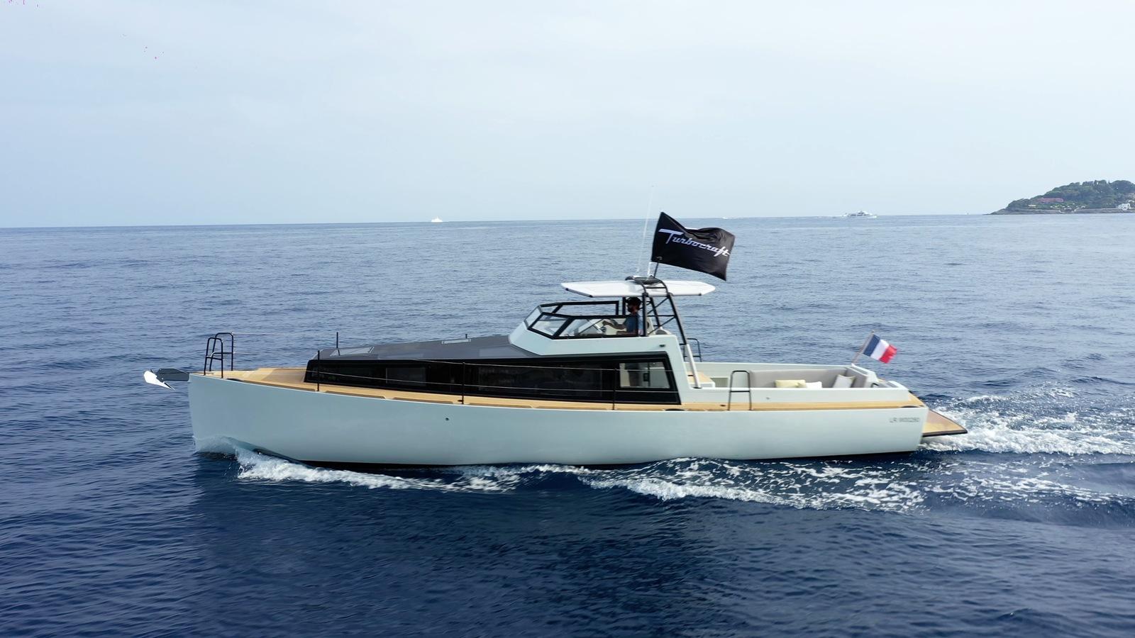 turbocraft silverfin