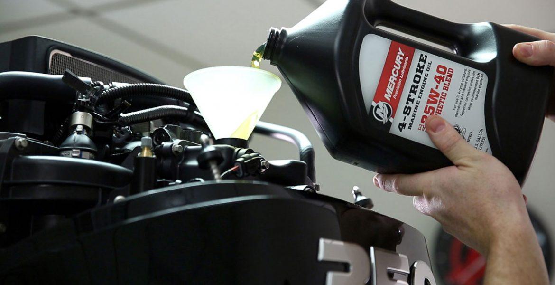 manutenzione: cambio olio motore