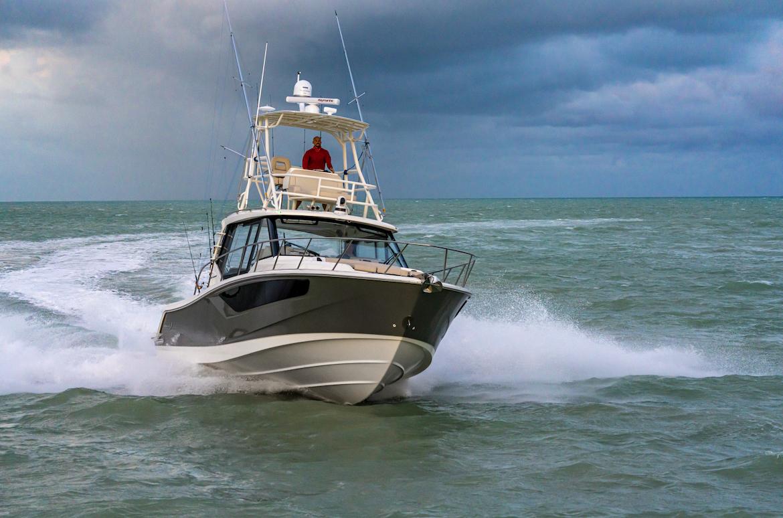 Le migliori barche da pesca 2021 - Boston Whaler 405 Conquest