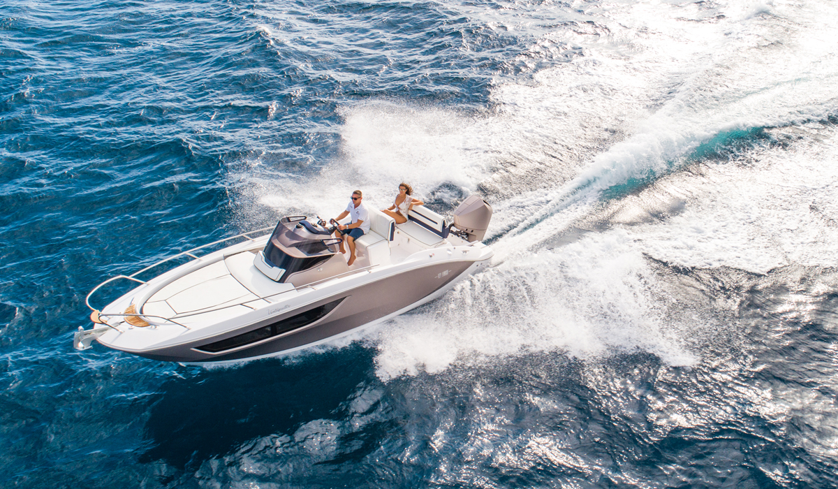Le migliori barche da pesca 2021 - Sessa Key largo 24