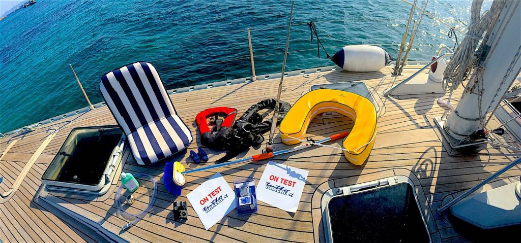Accessori barca