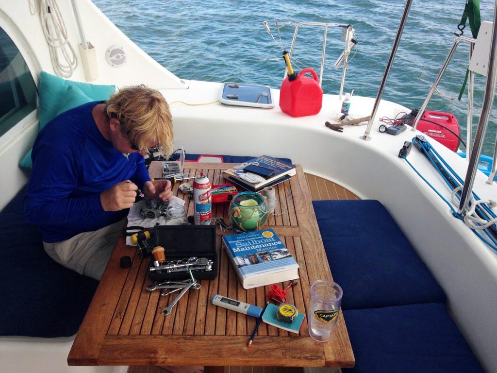 Accessori per barca - cassetta attrezzi