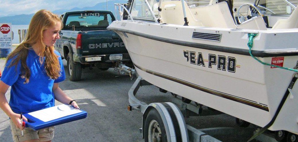 Preparare la barca - controllo