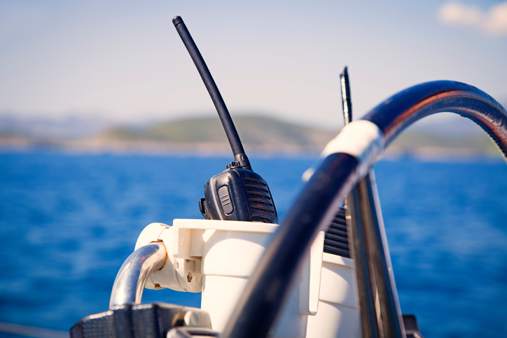 Accessori per barche - Radio PMR