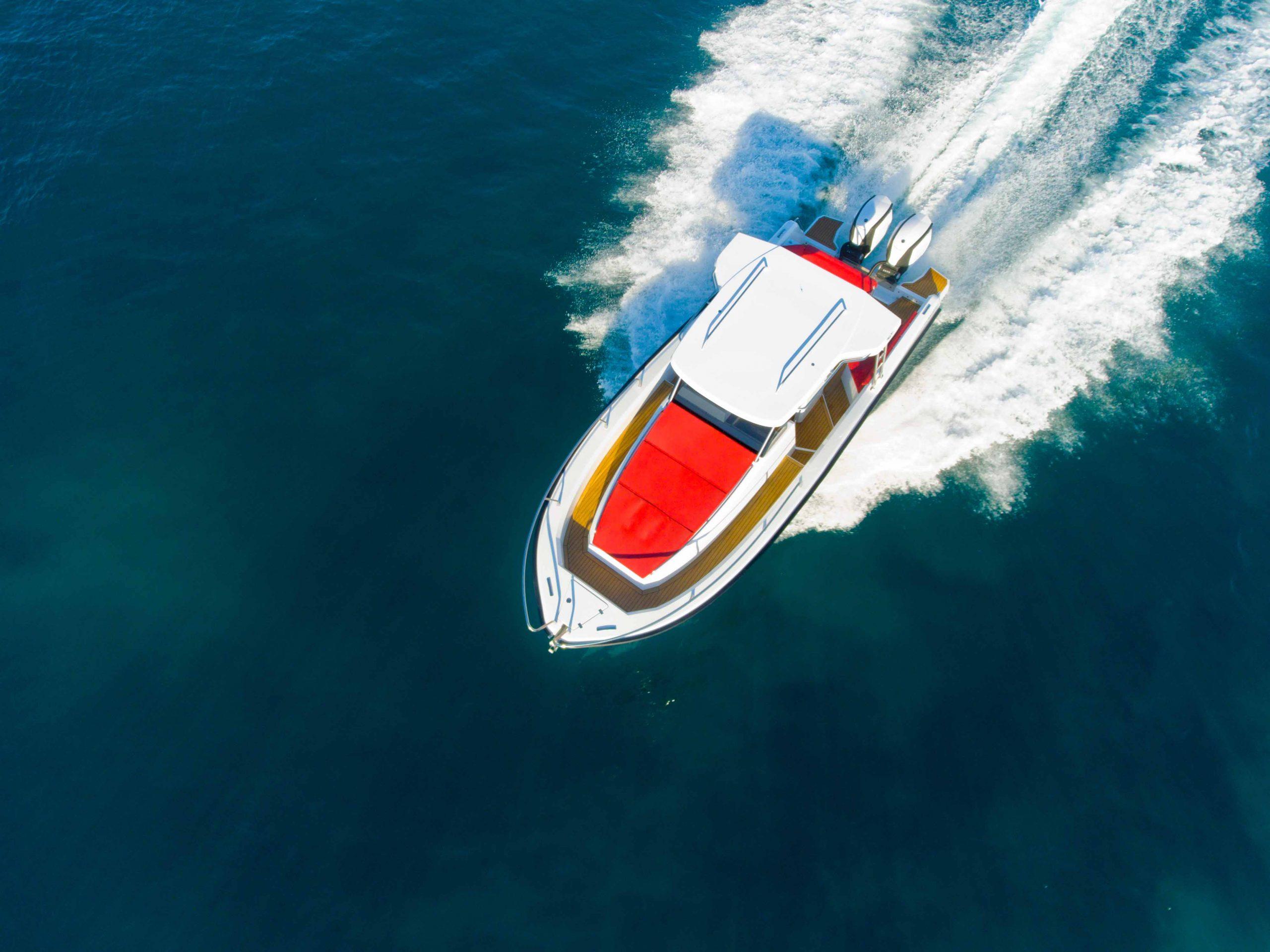 Le migliori barche da pesca 2021 - Pyxis 30 WA Fishing