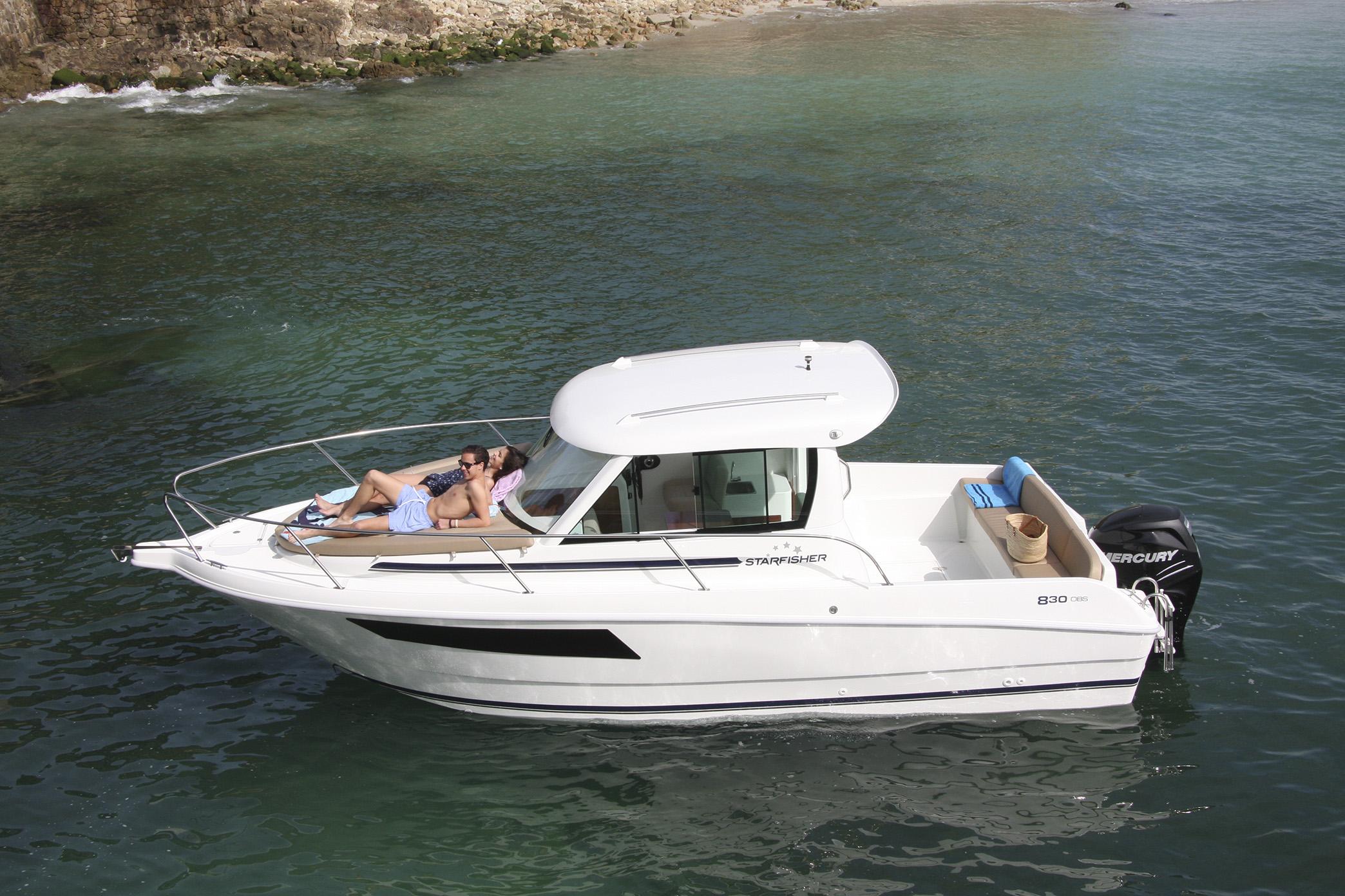 Le migliori barche da pesca 2021 - Starfisher ST 830 BS