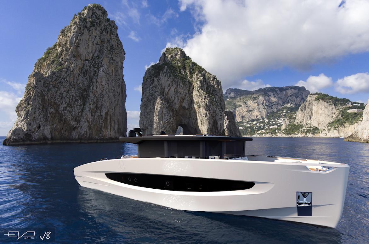 Evo Yachts - V8
