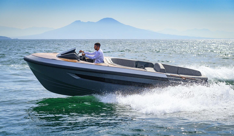 Evo Yachts - T2