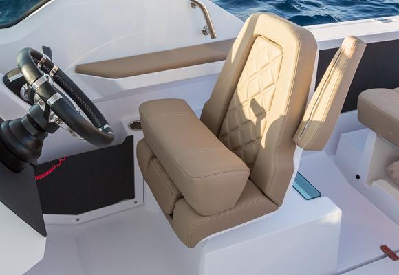 Come vendere la tua barca più velocemente - sedili