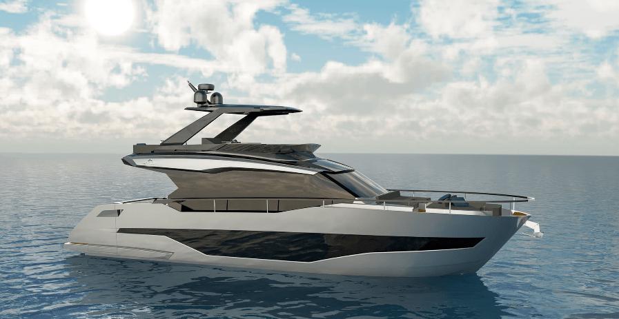 Salone Nautico di Cannes 2021 - Astondoa A5S