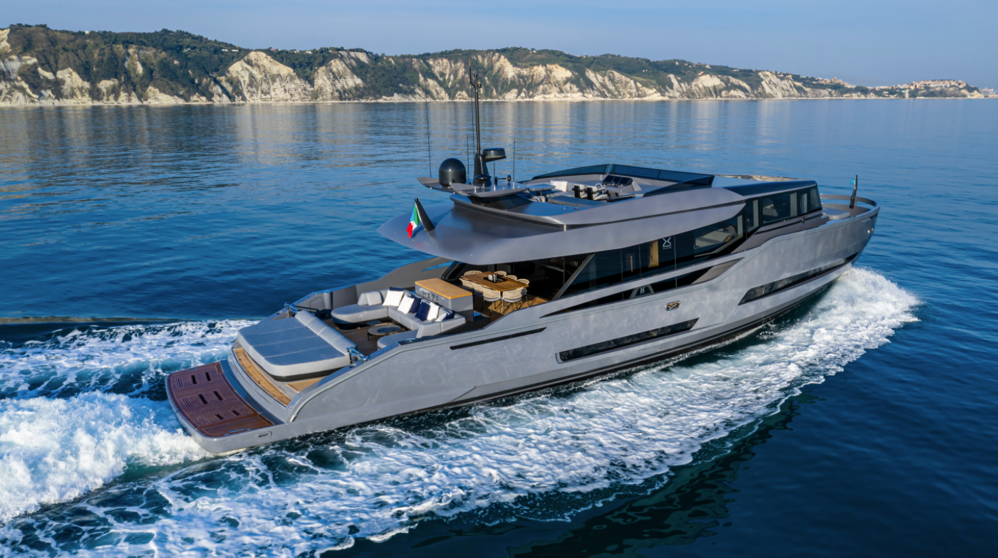 Extra yachts - X86