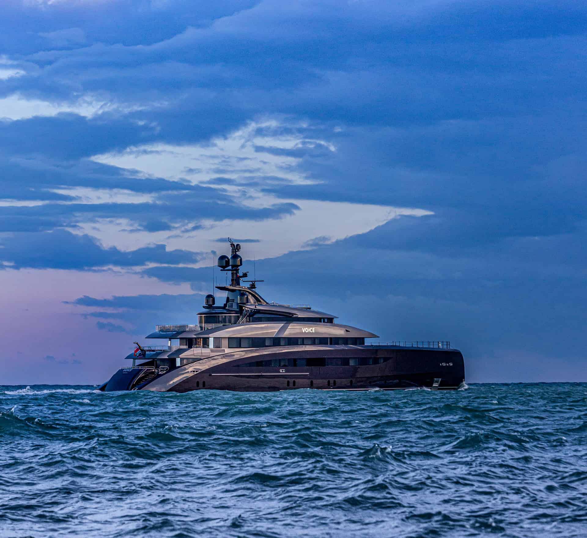 Quanto costa uno yacht?