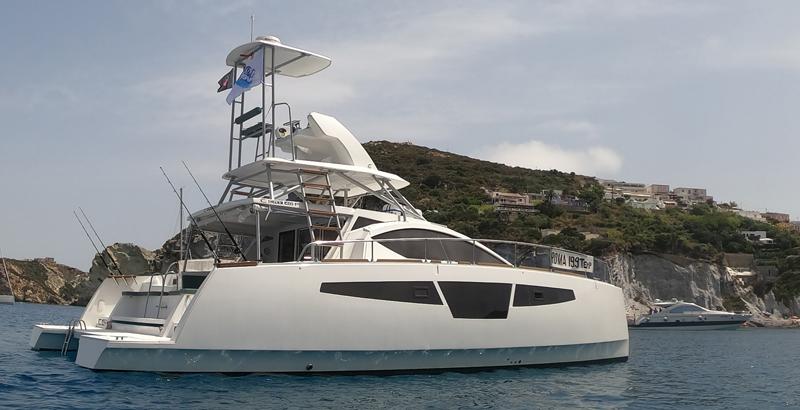 Salone Internazionale di Genova 2021 - C Cat 40 Power Fish