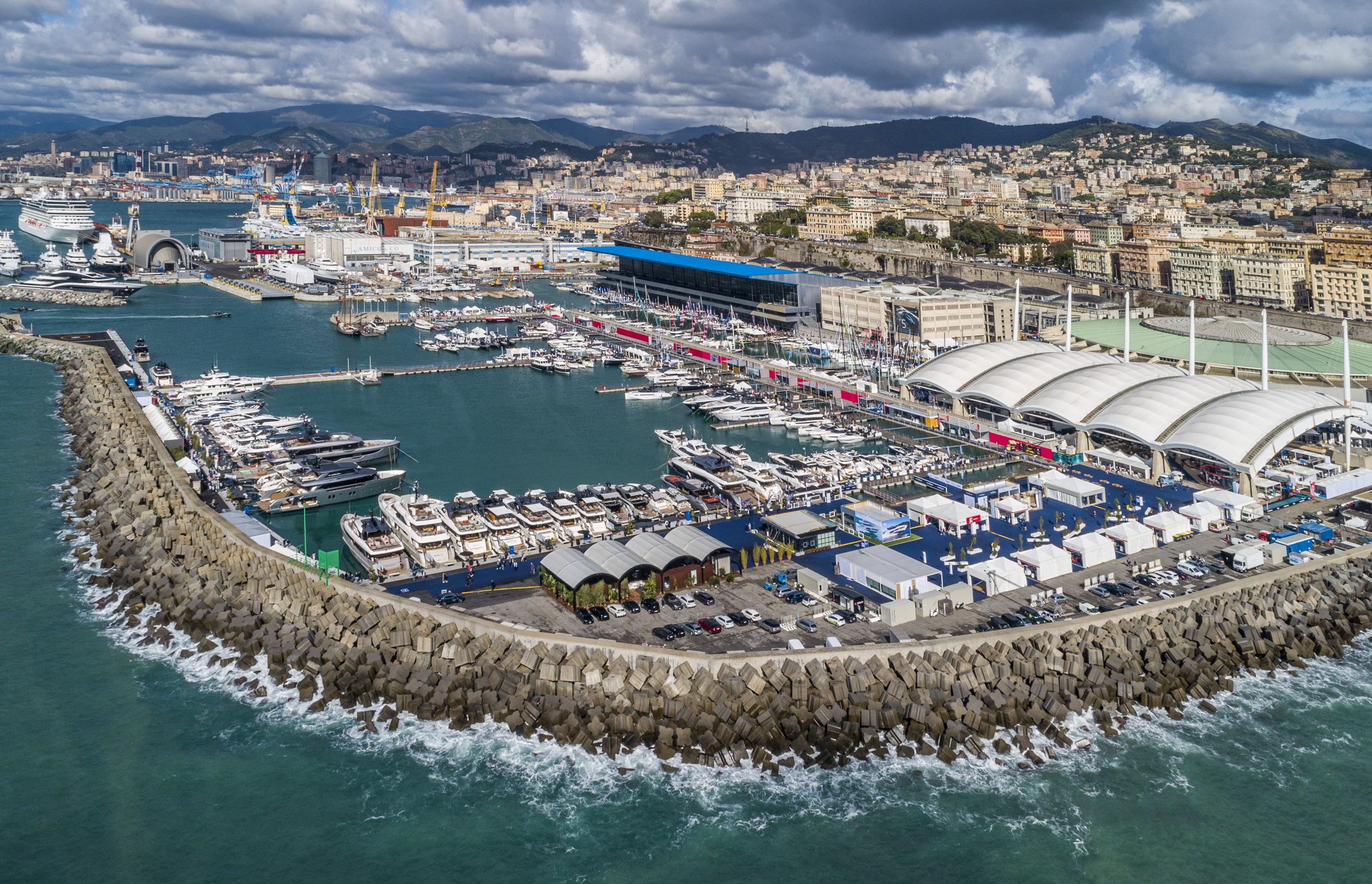 Salone Internazionale di Genova 2021