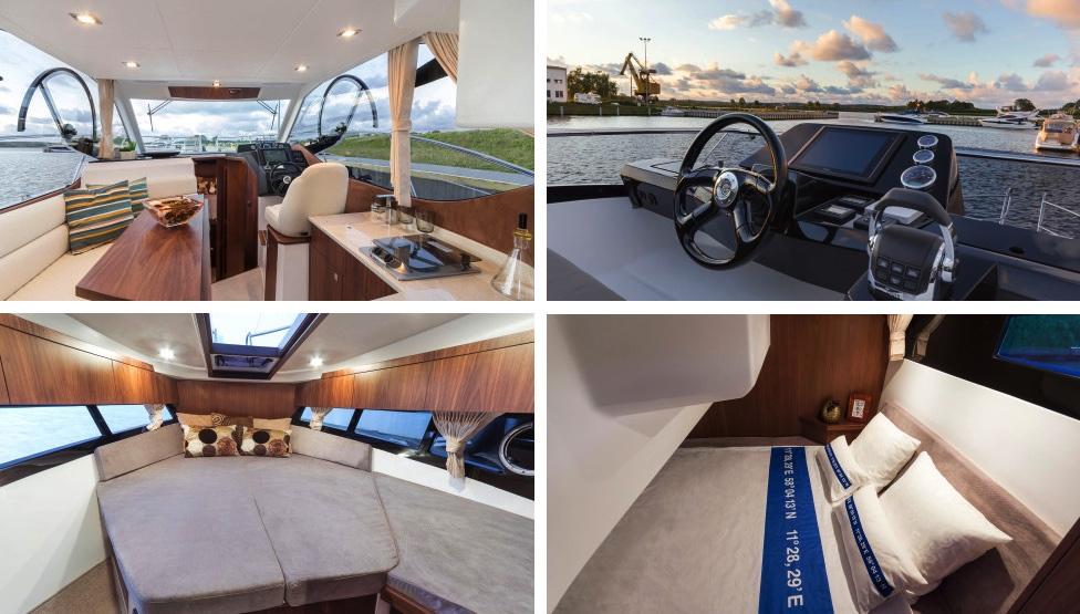 Tenere la barca pulita e ordinata durante tutto il periodo di vendita è fondamentale per poterla mostrare ogni volta che sia possibile.