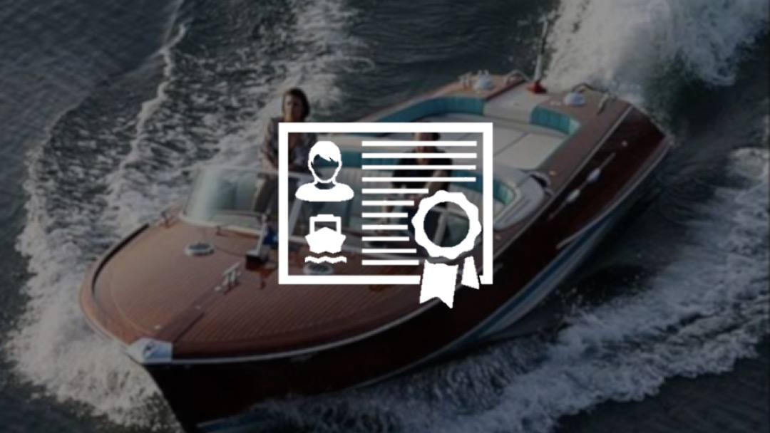 Documentazione e tasse per l'acquisto di una barca