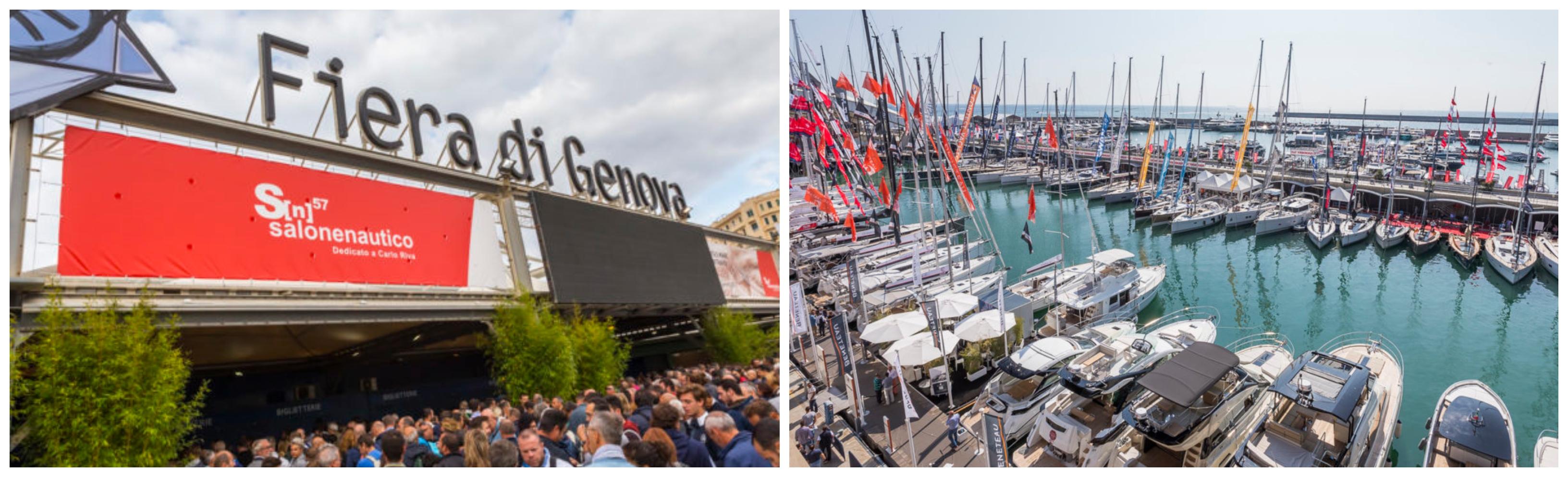 Salone Nautico dI Genova. Foto: salonenautico.com