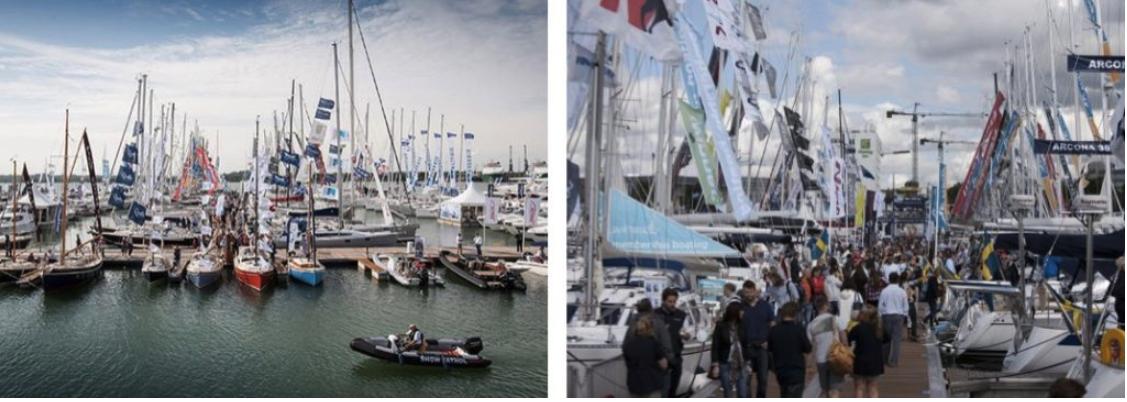 Southampton Boat Show.