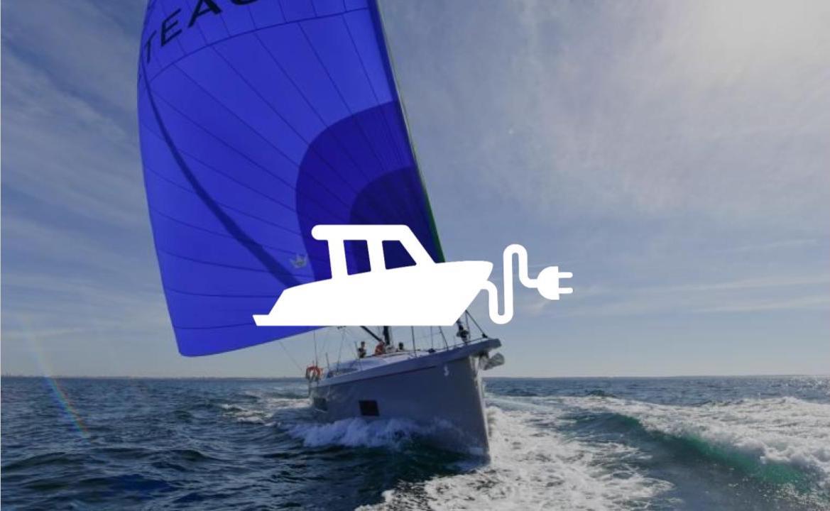 barche con motore elettrico